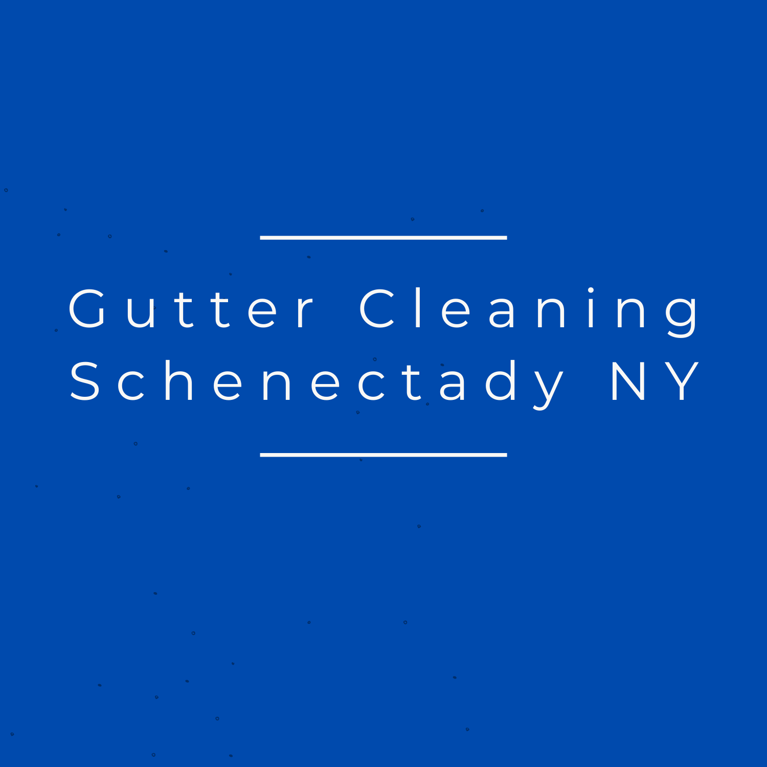 Gutter Cleaning Schenectady NY